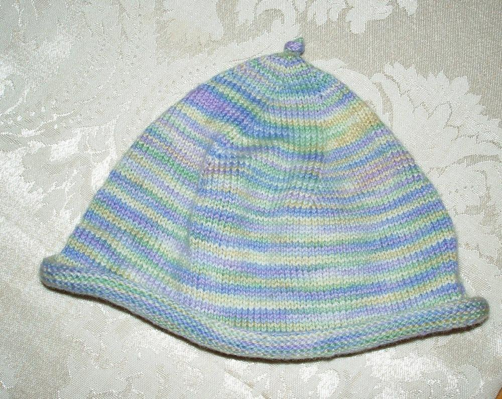 Top Down Hat Knitting pattern by Mary Hough   Knitting ...