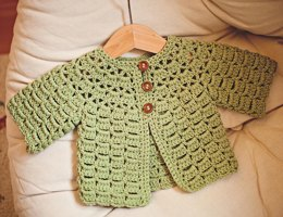 Lace Cardigan (2 versions)