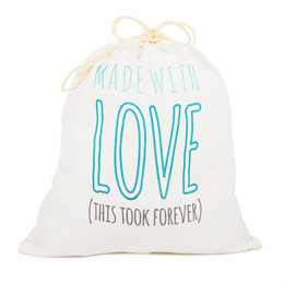 Made with Love - Gift Bag