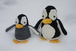 Perceval and Peppy Penguin
