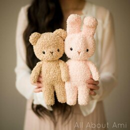 Boucle Bear and Bunny