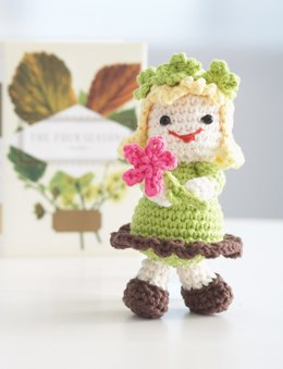 Mother Nature Doll in Lily Sugar 'n Cream Solids