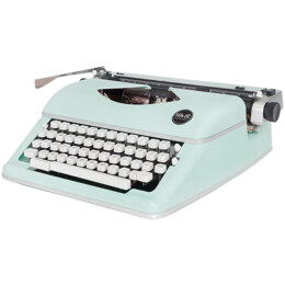 We R Memory Keepers We R Typecast Typewriter - Mint