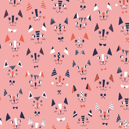 Dashwood Studio Cool for Cats - pink