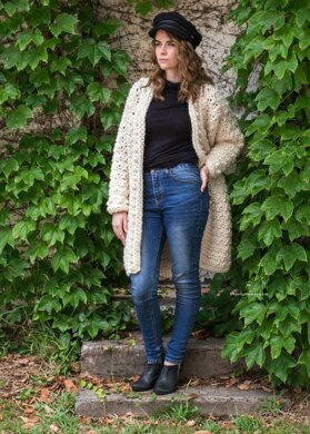 Snow Angel Cardigan