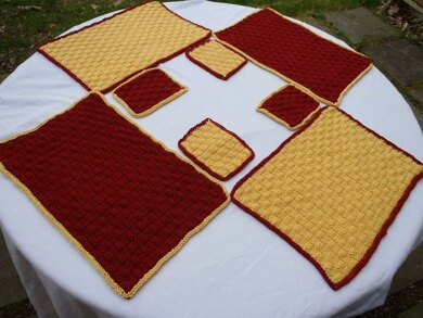 Table Placemats and Coasters