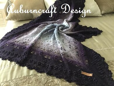 Flight of the Dragonfly Blanket