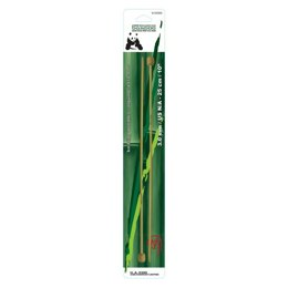 Panda Bamboo Single Point Needles 25cm