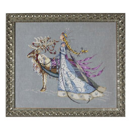 Mirabilia MD143 - The Snow Queen Chart - 1019035 -  Leaflet