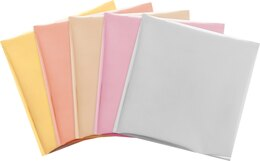 "We R Memory Keepers Foil Quill 12""X12"" Foil Sheets 15/Pkg - Shining Starling-3 Each Of 5 Colors"