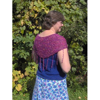Quick and Easy Shawlette