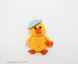 Max the cute duck