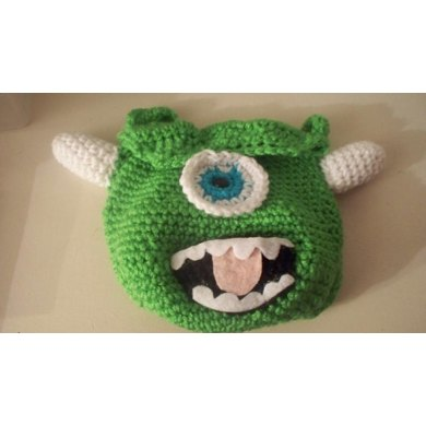 Purse Pal : Monster Pal Backpack, Purse Crochet pattern by Heidi Knitting ...