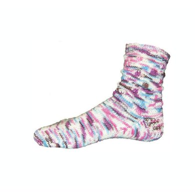 Scattered Petals Socks