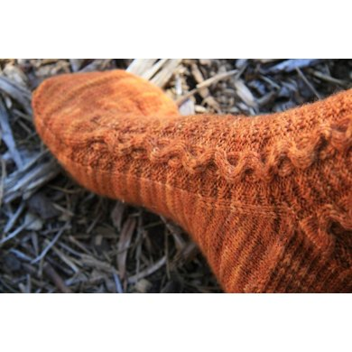 Shingle Creek Trail Socks