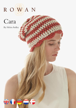 Cara Hat in Rowan All Seasons Chunky