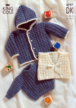 656b36825 King Cole Knitting Patterns