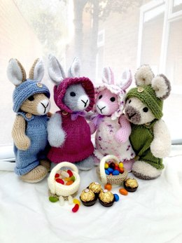 Rabbit Knitting Patterns  9708ae93c178