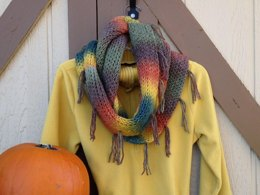 Tuscan Infinity Scarf