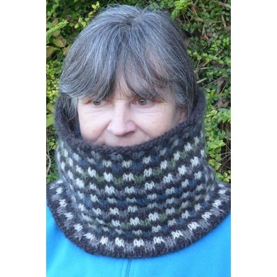 Speedy Tweedy Cowl