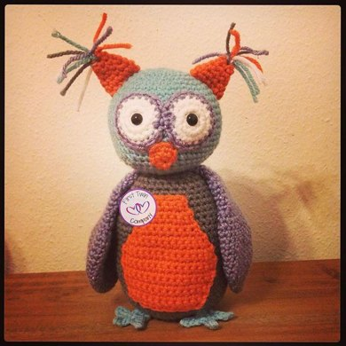 Little Hoot the Owl Toy