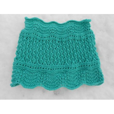 Diamonds in the Waves Cowl
