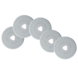 Olfa 45mm Blades For RTY-2/G - 5 Pack
