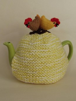 Country Chickens Tea Cosy