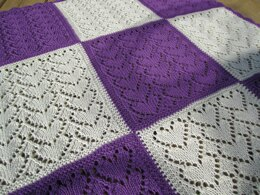 Sweethearts Baby Blanket
