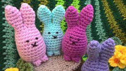 Bunny and Carrot Creme Egg Covers