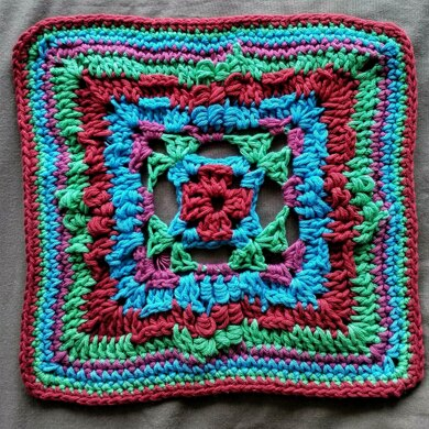 Savannah Afghan Square