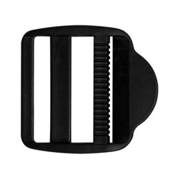 Elan 38mm Buckle - Black
