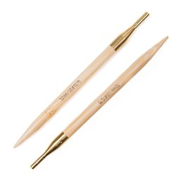 Addi-Click Bamboo Interchangeable Needle Tips