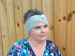 Totally Cabled headband