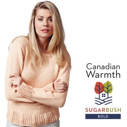Canadian Warmth by Sugar Bush Yarns