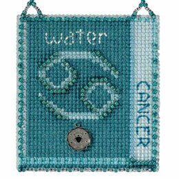 Mill Hill Cancer Cross Stitch Ornament Kit