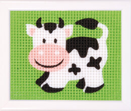 Vervaco Cow Tapestry Kit