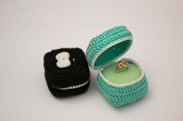 Crochet Ring Box
