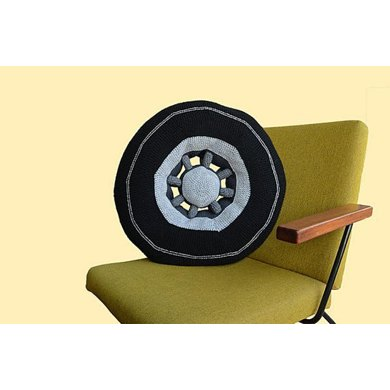 Car Tire Pillow