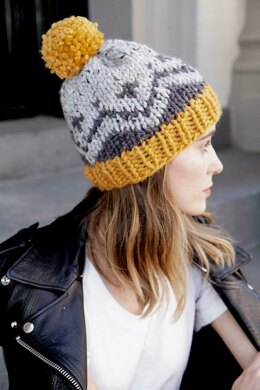McCallister Fair Isle Toque