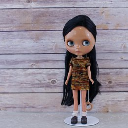 Mags Dress for Blythe