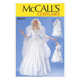 McCall's Misses' Costume M7271 - Sewing Pattern