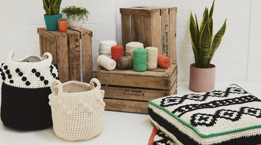 paintbox recycled yarns