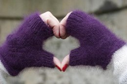 Rella Fingerless Gloves