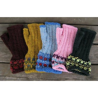 Navajo Mitts Collection