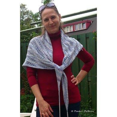 Seaside Melody Shawl