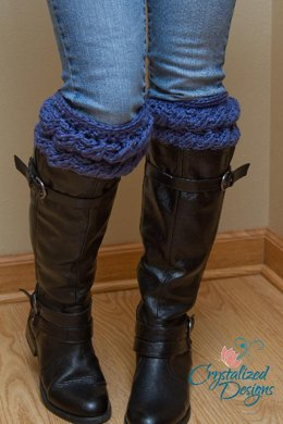 Wrapped in Kables Boot Cuffs
