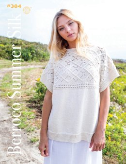 #384 Summer Silk Collection by Berroco (PDF)