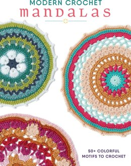 Modern Crochet Mandalas by Search Press