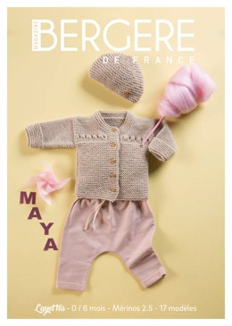 Mini Mag Quality Merinos 4 Ply by Bergere de France